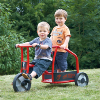 Winther Circleline Fire Truck Trike